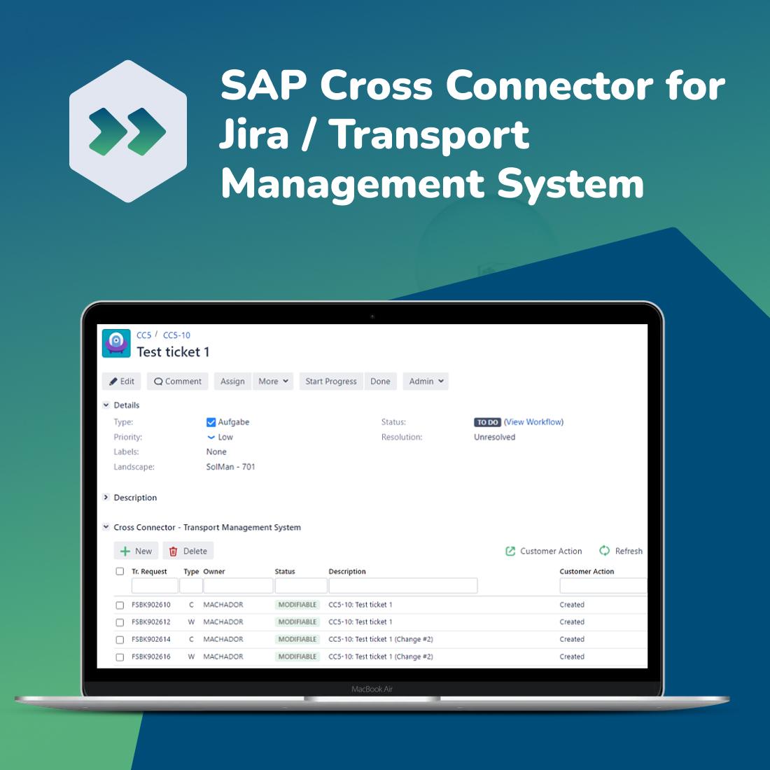 SAP-Jira-Transport-Management-System
