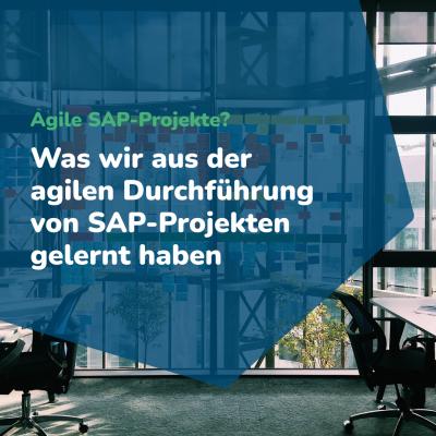 Agile SAP Projekte